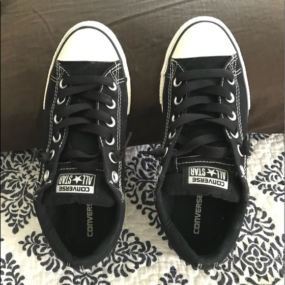 Converse Other - Black converse!!